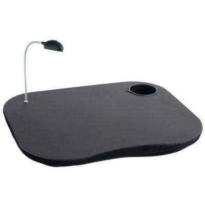 Bandeja ordenador portátil con luz