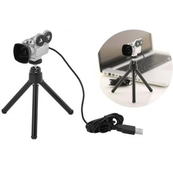 Webcam USB Retro Movie