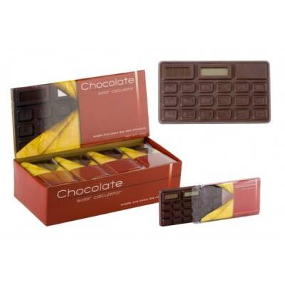 Calculadora Chocolate