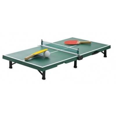 Juego de mesa ping pong