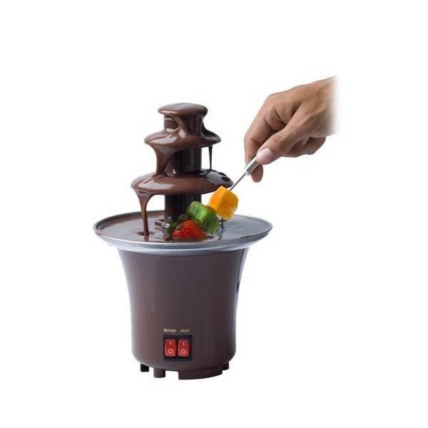 Fuente para chocolate eléctrica