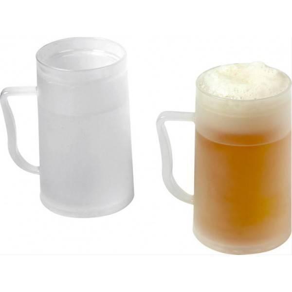 Jarra de cerveza enfriador