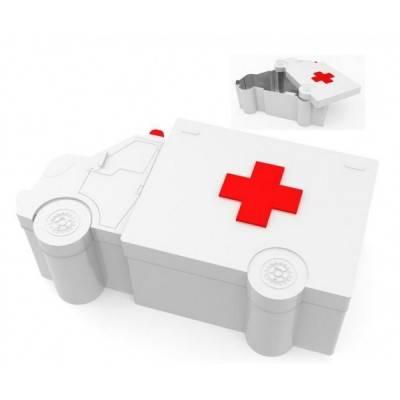 Caja Botiquín Ambulancia