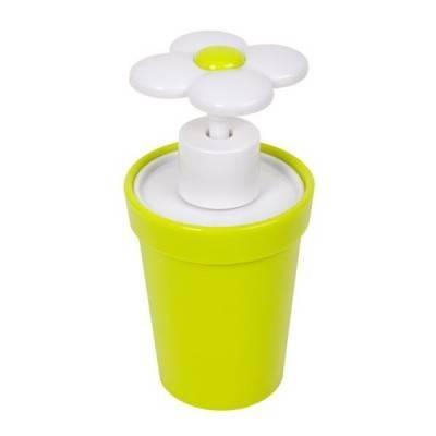 Dosificador jabón Flower Pot