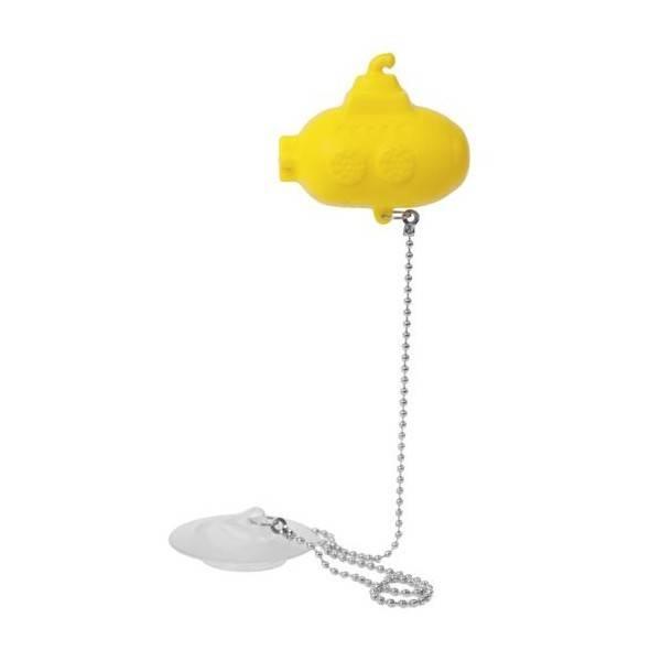 Tapón bañera submarino amarillo