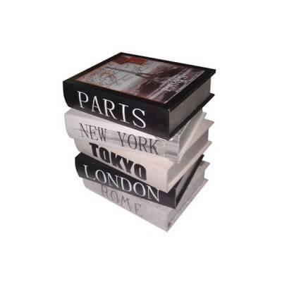 Taburete City Books