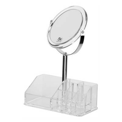 Espejo sobremesa caja maquillaje